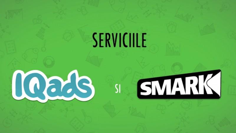 IQads si SMARK lanseaza pachetele de servicii pentru brandurile si companiile din FMCG