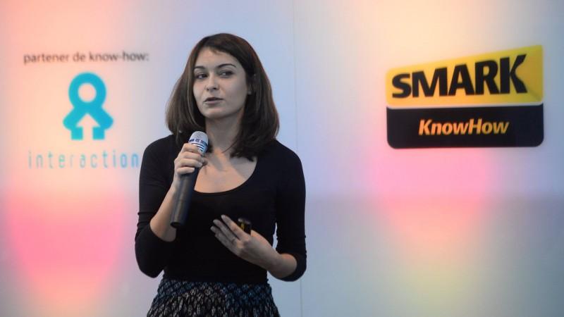 [SMARK KnowHow: Target BootCamp] Andreea Strachina (Kaleidoscope Proximity): Indiferent de generatie, cand vorbim de target vorbim despre oameni