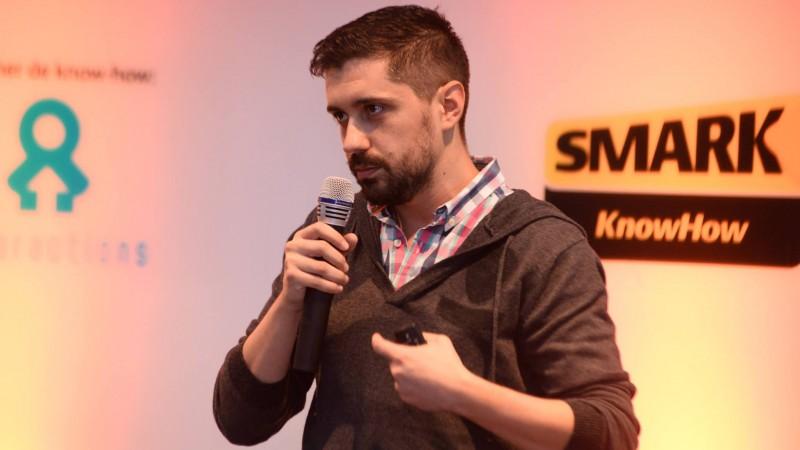 [SMARK KnowHow: Target BootCamp] Victor Stroe (Leo Burnett Group): Toti cei care se impun privind campaniile de comunicare din Romania sunt foarte indepartati de Generatia Z