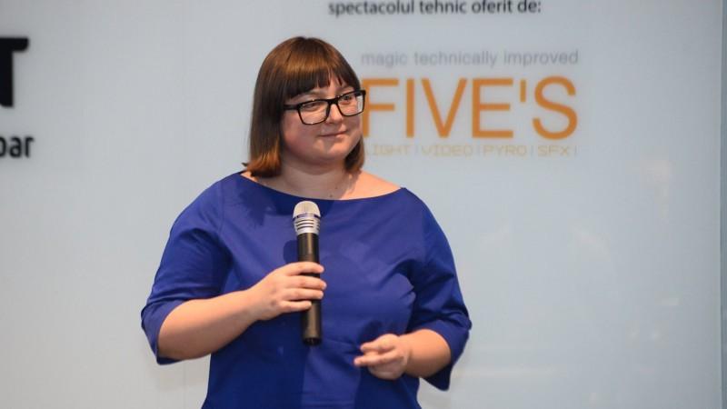 [SMARK KnowHow: Target BootCamp] Monica Botez (Golin Romania): Comunicarea pentru barbati fie merge pe umor, fie intr-o directie aspirationala