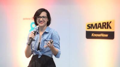 [SMARK KnowHow: Target BootCamp] Ana-Maria Olaru (Publicis): Barbatii din prezent au inceput sa se intoarca mai mult catre casa si sa isi doreasca un echilibru mai bun intre cariera si familie