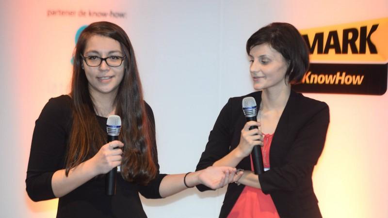 [SMARK KnowHow: Target BootCamp] Adina Antonie si Ioana Cozma (Student din provincie): Am ales sa implicam direct studentii in constructia comunitatii noastre