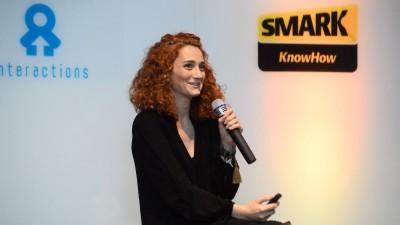 """[SMARK KnowHow: Target BootCamp] Laura Nedelschi (DDB Romania): Unghiul ar trebui sa se schimbe de la branduri care """"sunt"""" la branduri care """"fac"""""""