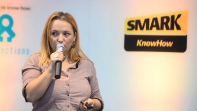 [SMARK KnowHow: Target BootCamp] Alina Buzatu (Geometry Global) si trasaturile barbatului postmodern