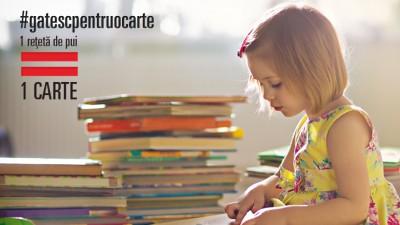 """Compania Transavia lanseaza campania """"Gatesc pentru o carte"""" si doteaza o biblioteca pentru copiii din Muntii Apuseni"""