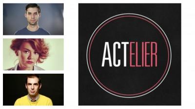 O mana de actori, deveniti Actelier, alunga tracul oamenilor de business