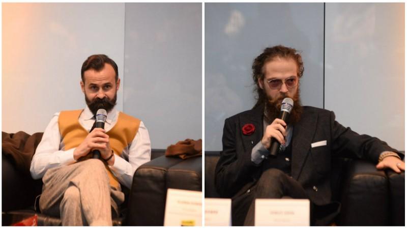 [SMARK KnowHow: Target BootCamp] Florin Dobre, Ionut Sava (florindobre.ro): Moda e o minciuna, barbatii ar trebui sa se simta bine in hainele pe care le poarta si sa iasa in evidenta prin tinuta
