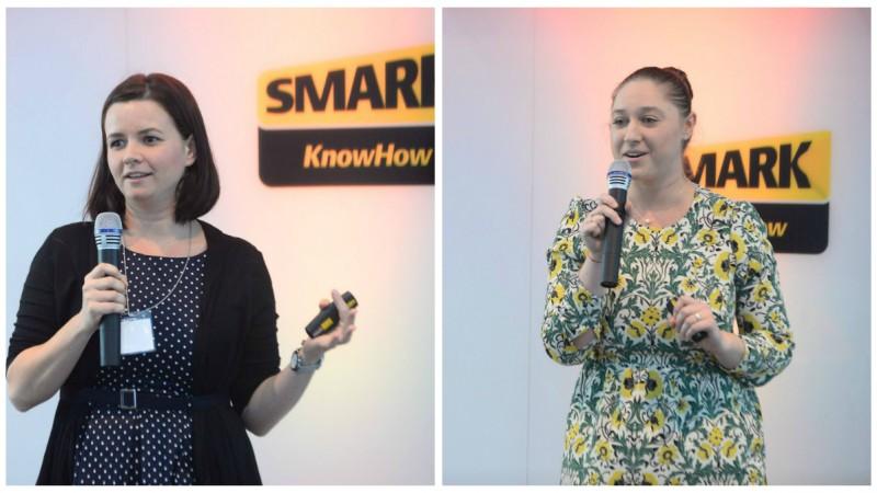[SMARK KnowHow: Target BootCamp] Adina Ghiocel Pascu (IPSOS) si Simona Mincu (pastel) despre perceptia frumusetii intre generatii. Studiu de caz: Marionnaud