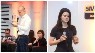 [SMARK KnowHow: Target BootCamp] Dan Petre (D&D Research) si Rodica Savulescu (SNSPA): Membrii Generatiei Y percep luxul in mod permeabil si pluralist, distantandu-se de perspectivele Generatiei X