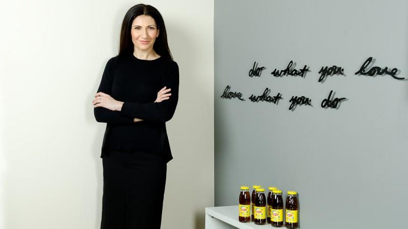 """[Cum isi aleg brandurile endorserii] Dana Iordache (PepsiCo): Antonia a fost alaturi de noi incepand din luna mai, cand am lansat comunicarea platformei educationale Lipton """"Ce-ai in ceai"""""""