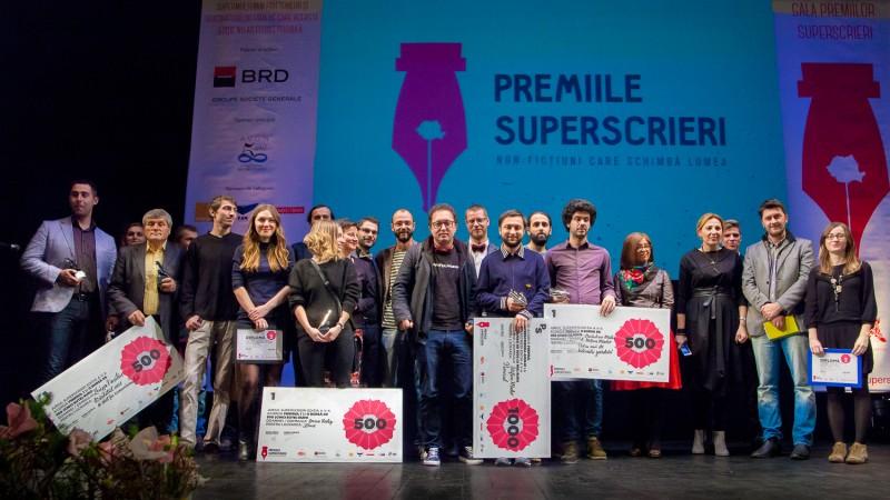 Castigatorii Premiilor Superscrieri 2015