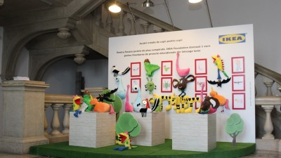 Jucariile IKEA va invita sa le vizitati la Muzeul Antipa in weekend-ul prelungit