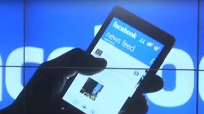 Eu inca Facebook. Cateva motive transcedentale