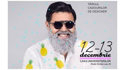 Marché de Noël – Targul cadourilor de designer are loc la Casa Universitarilor pe 12 si 13 decembrie