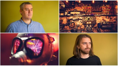 "Intrand in Enigma steampunk a Clujului. Alex Tohotan si Zoly Zelenyak (6th Sense Interiors): ""Cu mici exceptii, avem impresia ca «noul» in Romania se dezvolta destul de incet"""