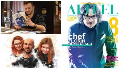 [Pe frontul publishing-ului] Diana Ghiba, Revista Altfel: Principalul obiectiv al revistei a fost inca de la inceput sa devina o revista a comunitatii, editata si creata de oamenii din Timisoara