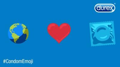 Campania Durex de creare a primului emoji oficial al sexului protejat a cucerit lumea