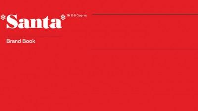 Cartea (de branding) a lui Mos Craciun