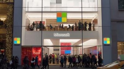 Microsoft isi colinda rivalul