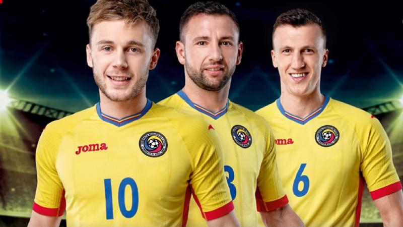 Penny Market incepe sa vanda echipamentul oficial al Echipei Nationale de Fotbal in magazinele din toata tara