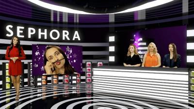 Tuio lanseaza pentru Sephora prima emisiune-concurs, difuzata exclusiv in social media