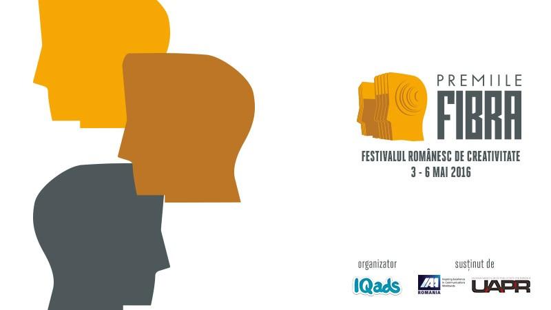 """IQads lanseaza """"Premiile FIBRA"""", festivalul local de creativitate, sustinut de IAA si UAPR"""