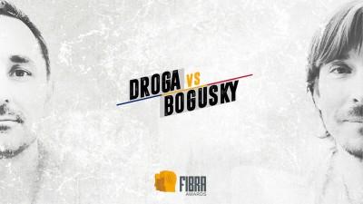 Droga se lupta cu Bogusky in ograda Romaniei. Stai, ce?