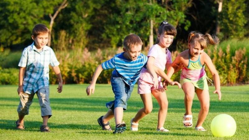 Copiii si sportul in Romania