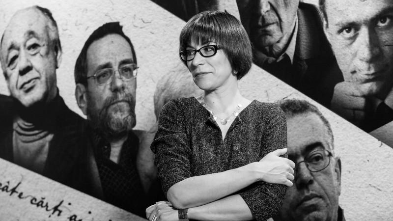 Lidia Bodea, director general Editura Humanitas: Daca, la sfarsitul unei lansari ori al unui targ de carte, un cititor anonim din public vine sa-ti multumeasca pentru ce-ai facut, inseamna ca faci bine ce faci