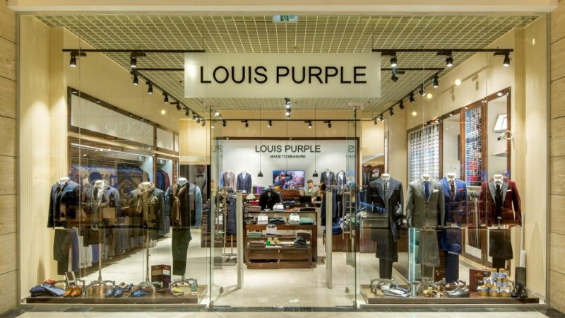 Louis Purple, un nou brand de top in AFI Palace Cotroceni