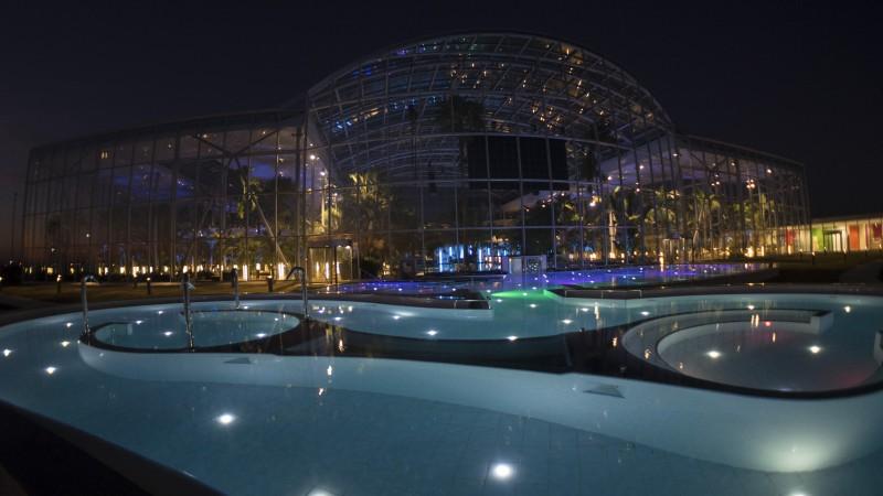 Deschiderea centrului Therme Bucuresti propulseaza Romania in presa internationala