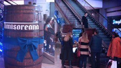 """De Sarbatori, Timisoreana si Syscom Digital au colindat """"digital"""" consumatorii"""