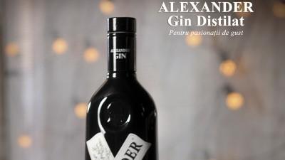 the Syndicate va prezinta Alexander Gin