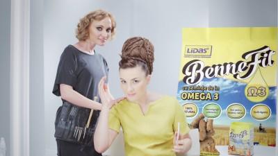 """Agentia de publicitate Brand Support lanseaza campania """"Mereu Fit cu BenneFit"""""""