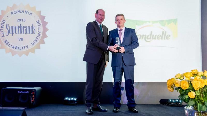 Bonduelle, un Superbrand intre brandurile din Romania,pentru a 4-a oara consecutiv