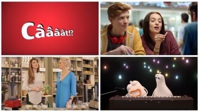 [YouTube Romania Ads Leaderboard] - Top 5 cele mai populare reclame vizionate in luna ianuarie 2016. Topul cuprinde patru branduri romanesti