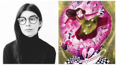 Alexia Udriste: Freelancingul este un carusel de emotii. Pisicile, ceaiul si cartile ajuta
