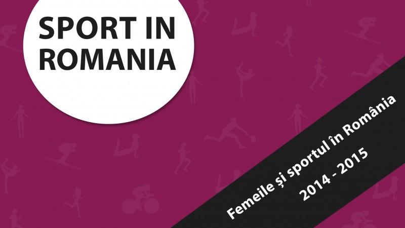 Femeile si sportul in Romania