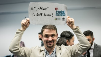 [CEaC 2021] Florin Morosanu, Presedinte Asociatia Cluj-Napoca 2021: Candidatura a venit ca o provocare, o incercare de a repozitiona cultura in cadrul realitatii clujene