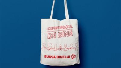 Rusu+Bortun castiga la REBRAND 100® Global Awards 2016 cu proiectul Bursa Binelui BCR