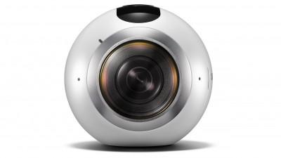 Samsung lanseaza camera Gear 360