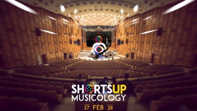 ShortsUP Musicology are loc in weekend la Sala Radio