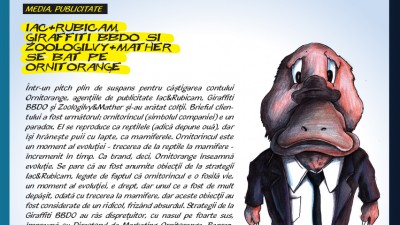 CineForum - Zootropolis News - Ornitorange
