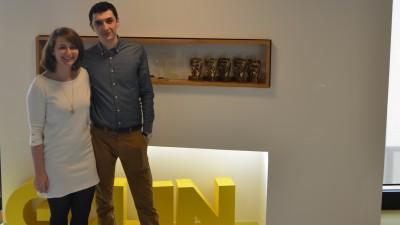 Golin si bloggerul Alex Ciuca – Hoinaru.ro lanseaza a cincea editie Media Recap