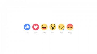 Draga Facebook, romanii au nevoie de mai multe butoane