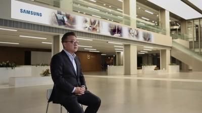Dongjin Koh, noul presedinte Samsung Mobile