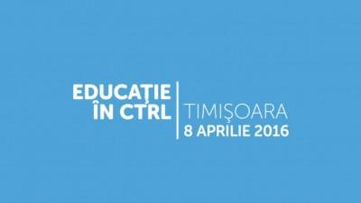 Care sunt tendintele online in educatie? Conferinta Educatie in Ctrl analizeaza influenta noilor media asupra generatiei tinere