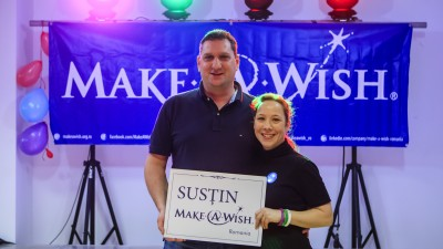 Fundatia Make-A-Wish Romania transforma visurile in realitate alaturi de Five's