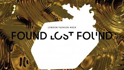 FOUND.LOST.FOUND - O spectaculoasa traditie regasita, la Saptamana Modei de la Londra