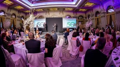 Forbes a premiat cele mai influente femei din Romaniain cadrul Galei Forbes Woman, editia 2016